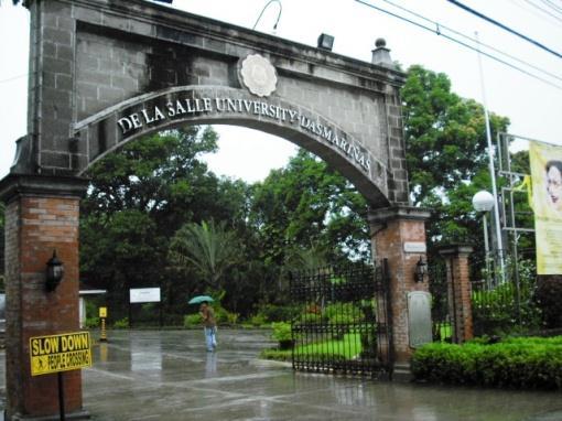 De La Salle University Dasmari 241 As Photo Gallery