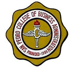 San Pedro College of Business Administration