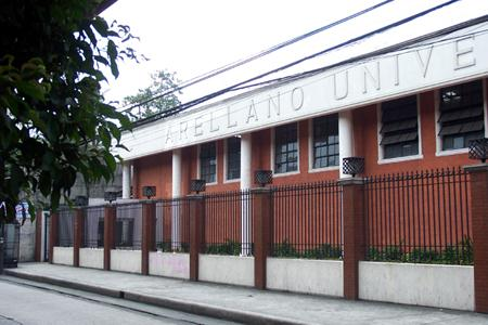 Podiatry arellano university college of law subjects syllabus curriculum