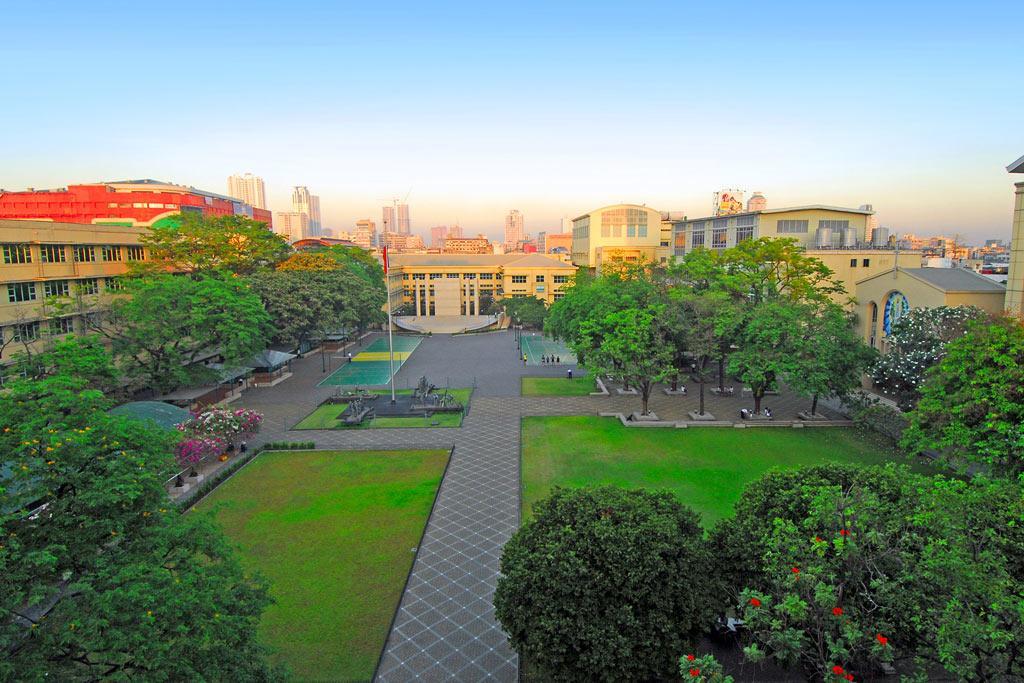 Far Eastern University: photo gallery