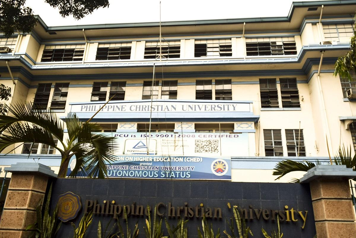 philippine christian university The philippine christian university or simply referred to as pcu is a private university for both boys and girls along taft avenue, manila it was founded in 1946 through the initiatives of the laymen of the evangelical association of the philippines.